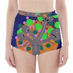 Daydream High Waisted Bikini Bottoms