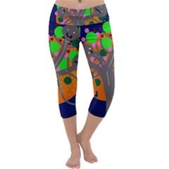 Daydream Capri Yoga Leggings