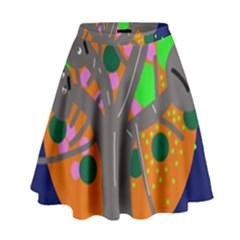 Daydream High Waist Skirt