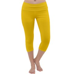 Supernova Colour Capri Yoga Leggings
