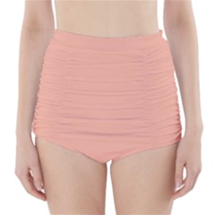Sundown Colour High-Waisted Bikini Bottoms