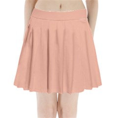 Sundown Colour Pleated Mini Skirt