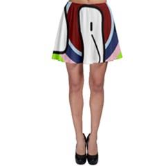 Disco Skater Skirt
