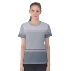 Shades of Gray Women s Cotton Tee