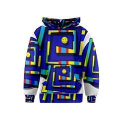 Maze Kids  Pullover Hoodie