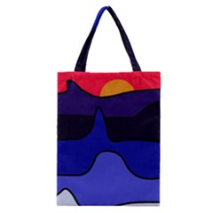 Waves Classic Tote Bag