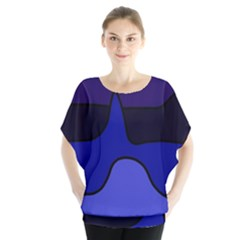 Waves Blouse