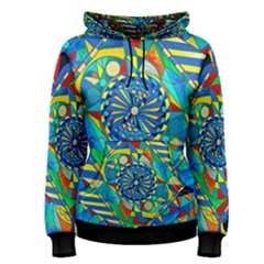 Sacred Reunion   Women s Pullover Hoodie