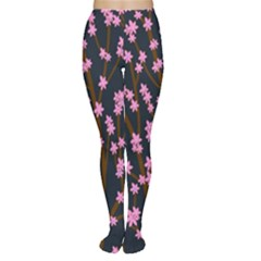 Japanese tree  Women s Tights