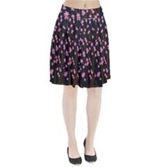 Japanese tree  Pleated Skirt
