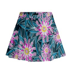 Whimsical Garden Mini Flare Skirt