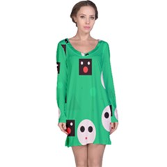 Audience  Long Sleeve Nightdress