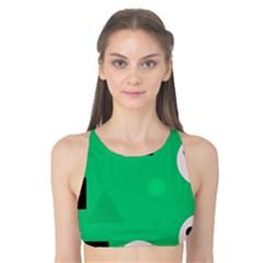 Audience  Tank Bikini Top