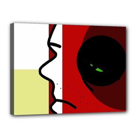 Secret Canvas 16  x 12