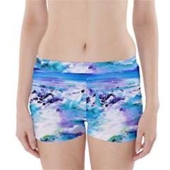 Seascap124 Boyleg Bikini Wrap Bottoms