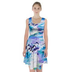 Seascap124 Racerback Midi Dress