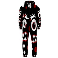 Madness  Hooded Jumpsuit (Men)