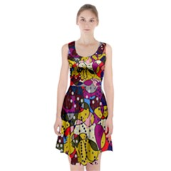 New Year Racerback Midi Dress