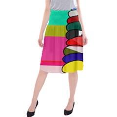 Zen Midi Beach Skirt