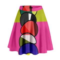 Zen High Waist Skirt