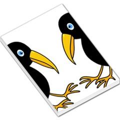 Ravens Large Memo Pads