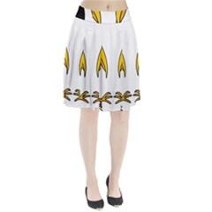 Ravens Pleated Skirt