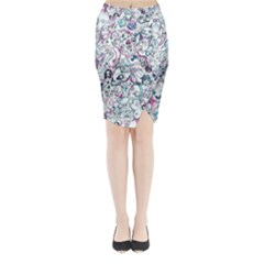 LVB Random Fan Request Midi Wrap Pencil Skirt