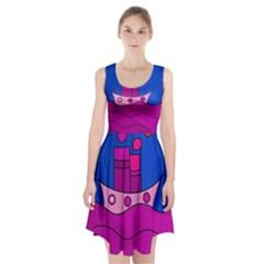 Boat Racerback Midi Dress