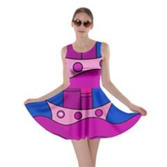 Boat Skater Dress