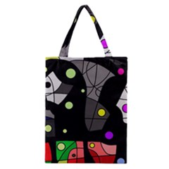 Optimistic decor Classic Tote Bag