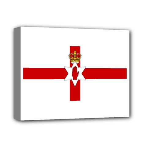Ulster Banner Deluxe Canvas 14  x 11