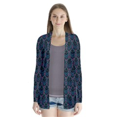 Nightcrawler Drape Collar Cardigan