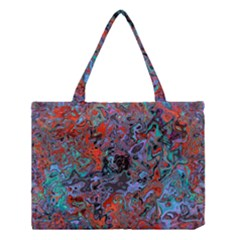 Spills Medium Tote Bag