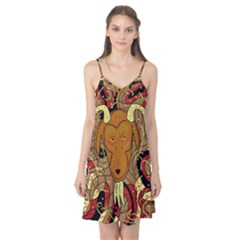 Billy goat Camis Nightgown