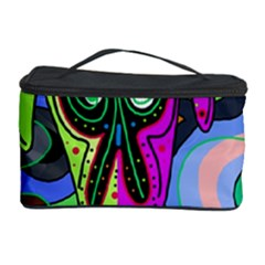 Colorful goat Cosmetic Storage Case