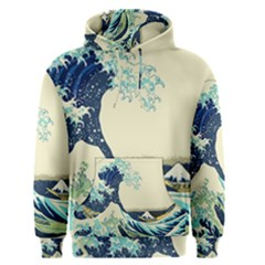 The Great Wave Men s Pullover Hoodie
