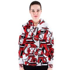 88 Women s Zipper Hoodie