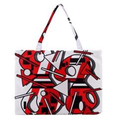 88 Medium Zipper Tote Bag