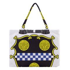 Pittsburgh Coat of Arms  Medium Tote Bag
