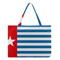 Flag Of Free Papua Movement  Medium Tote Bag