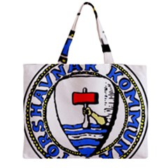 Tórshavn Insigna Medium Zipper Tote Bag