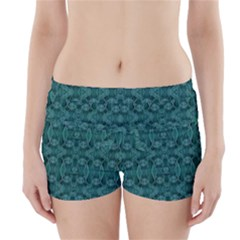 Celtic Gothic Knots Boyleg Bikini Wrap Bottoms