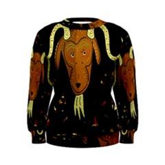 Billy goat 2 Women s Sweatshirt