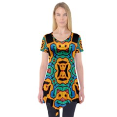 Gunja Highman Short Sleeve Tunic