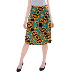 GONGO Midi Beach Skirt