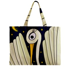 Crane 2 Zipper Mini Tote Bag
