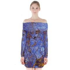 19 171243210 0 2 3 Long Sleeve Off Shoulder Dress