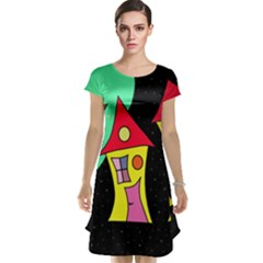 Two houses 2 Cap Sleeve Nightdress