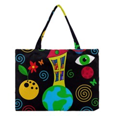 Playful universe Medium Tote Bag