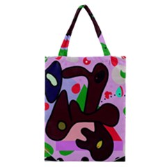 Decorative abstraction Classic Tote Bag